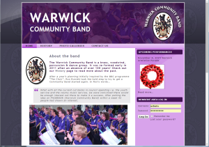 Warwick Community Band