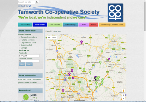 Tamworth Co-op